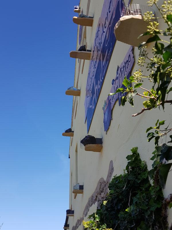 Fassade Großschönau