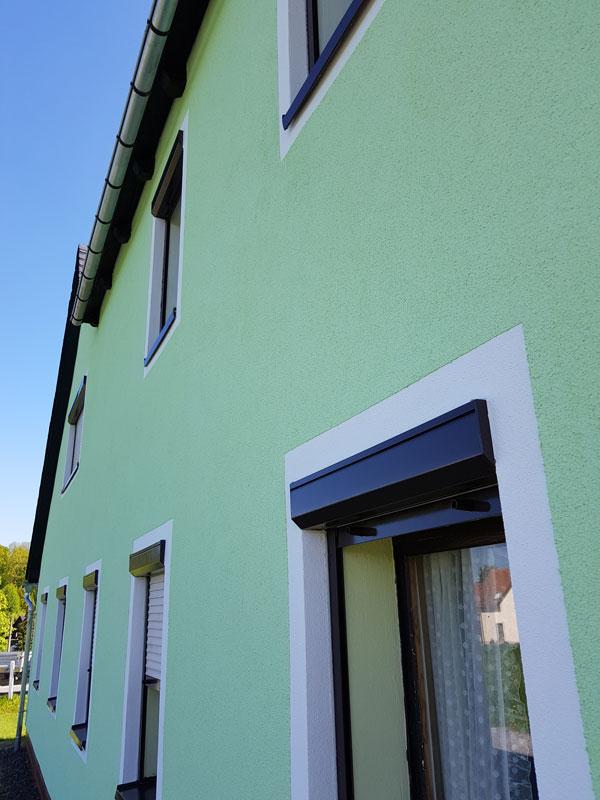 Fassade Ebersbach