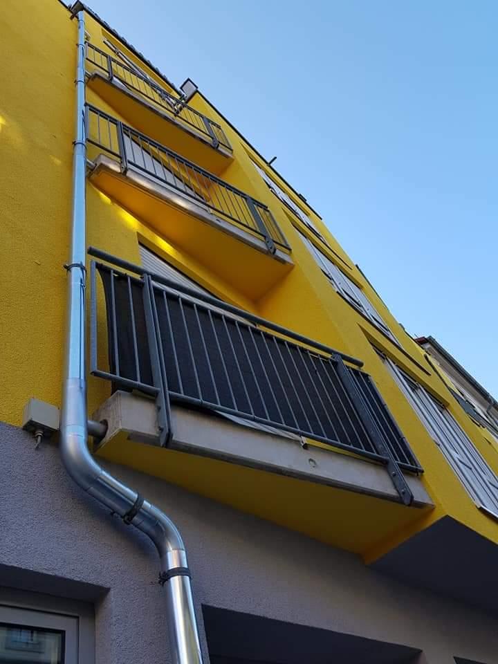 Fassade Dresden