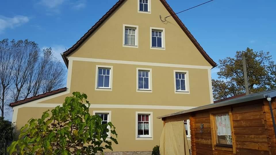 Fassade Kodersdorf