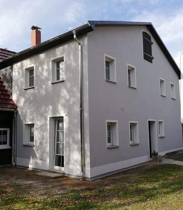 Fassade Neueibau