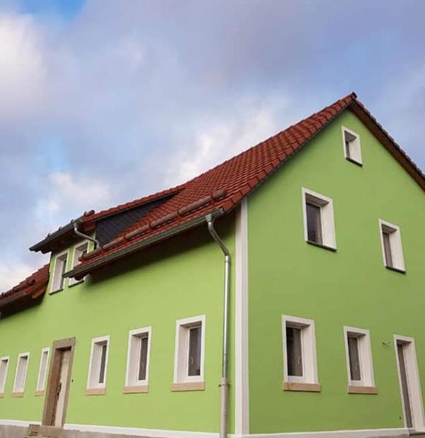 Fassade Oderwitz