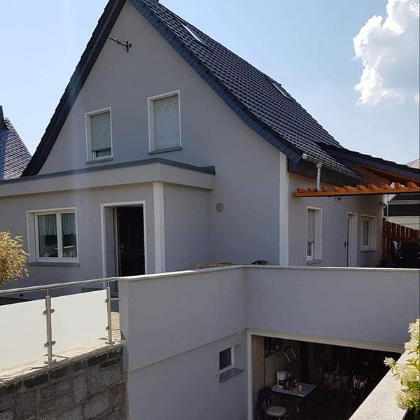 Fassade Seifhennersdorf