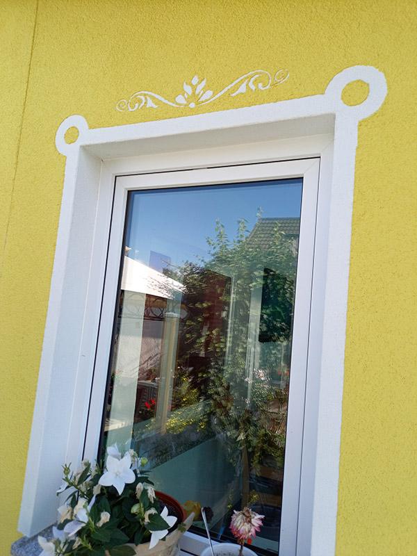Komplettsanierung in Spitzkunnersdorf (Fassadenarbeiten)